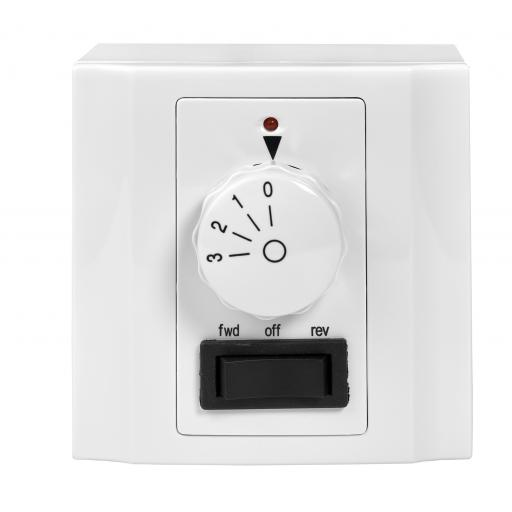 Single Commercial Fan Control with reverse