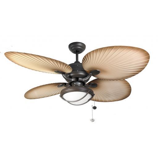Palm 52'' Fan Combi Outdoor Fan